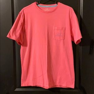 Vineyard Vines short sleeve pocket tee